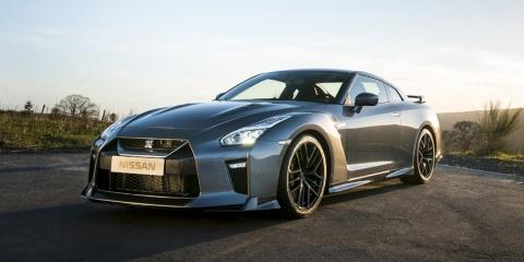 2017 Nissan GT-R Premium V6 Turbo, Track Edition, NISMO, GTR Review