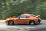 2018 Nissan GT-R Coupe Premium in Blaze Metallic - Driving Left Side View