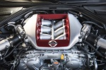 2018 Nissan GT-R Coupe Premium 3.8L V6 twin-turbo Engine