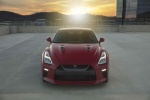 2018 Nissan GT-R Coupe Track Edition in Solid Red - Static Frontal View