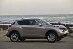 2014 Nissan Juke SL AWD in Brilliant Silver - Static Right Side View