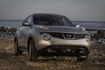 2014 Nissan Juke SL AWD in Brilliant Silver - Static Front Right View