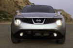 2014 Nissan Juke SL AWD in Brilliant Silver - Static Frontal View