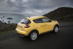 2015 Nissan Juke SL AWD in Solar Yellow - Static Rear Right Three-quarter View