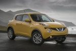 2015 Nissan Juke SL AWD in Solar Yellow - Static Front Right Three-quarter View