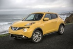 Picture of 2015 Nissan Juke SL AWD in Solar Yellow