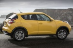 2016 Nissan Juke SL AWD in Solar Yellow - Static Side View