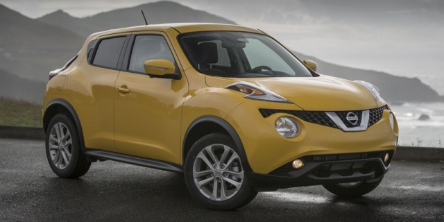 2016 Nissan Juke Pictures