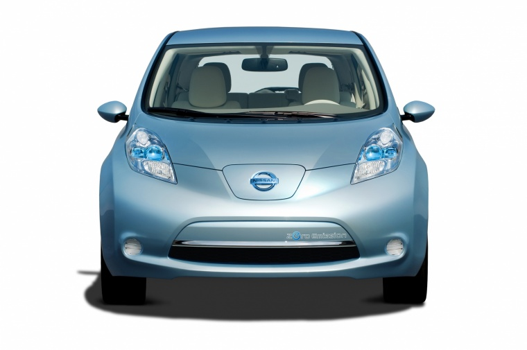 2012 Nissan Leaf Picture
