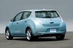 Picture of 2012 Nissan Leaf in Blue Ocean