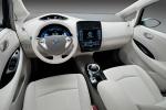 Picture of 2012 Nissan Leaf Cockpit
