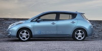 2012 Nissan Leaf SV, SL Electric Review