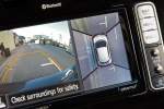 Picture of 2015 Nissan Leaf Rear-View Camera Screen