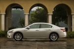 Picture of 2010 Nissan Maxima in Radiant Silver