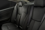 Picture of 2011 Nissan Maxima Rear Seats in Charcoal