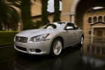 Picture of 2011 Nissan Maxima in Radiant Silver