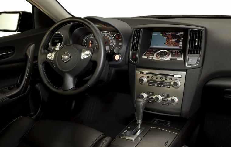 Delightful 2014 Nissan Maxima Interior In Charcoal Photo Gallery