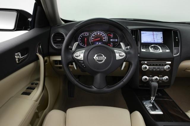 2014 Nissan  Maxima Picture