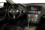 Picture of 2014 Nissan Maxima Interior in Charcoal