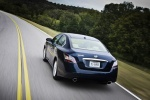 Picture of 2014 Nissan Maxima in Navy Blue Metallic