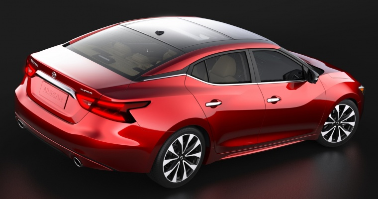 2016 Nissan Maxima Platinum Sedan Picture