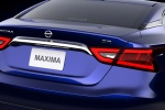 Picture of 2016 Nissan Maxima SR Sedan Tail Lights