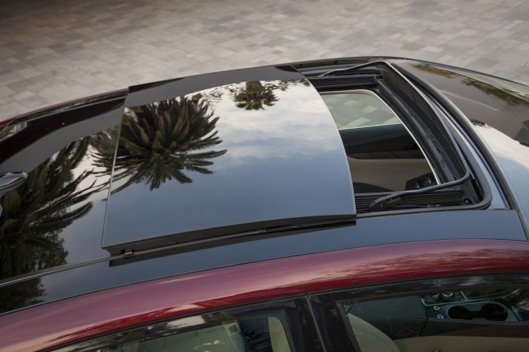 2017 Nissan Maxima Platinum Sedan Sunroof Picture