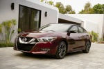 Picture of 2017 Nissan Maxima Platinum Sedan in Coulis Red