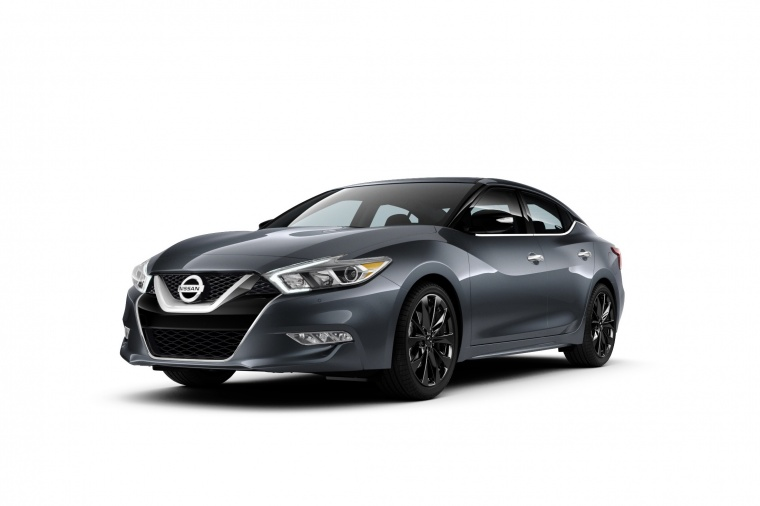 2018 Nissan Maxima SR Midnight Edition Sedan Picture