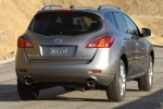 2010 Nissan Murano LE AWD in Saharan Stone - Driving Rear Right View