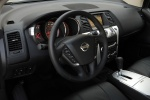 Picture of 2010 Nissan Murano Interior in Black