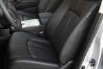 Picture of 2010 Nissan Murano Front Seats in Black
