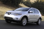 Picture of 2010 Nissan Murano in Brilliant Silver