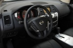 Picture of 2011 Nissan Murano Interior in Black