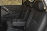 Picture of 2011 Nissan Murano Rear Seats in Black