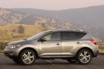 2011 Nissan Murano LE AWD in Saharan Stone - Static Side View