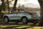 Picture of 2011 Nissan Murano CrossCabriolet in Caribbean Pearl