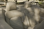 Picture of 2011 Nissan Murano CrossCabriolet Rear Seats in Camel
