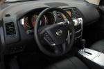 Picture of 2012 Nissan Murano Interior in Black
