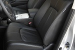 Picture of 2012 Nissan Murano Front Seats in Black
