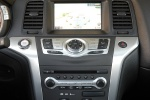 Picture of 2012 Nissan Murano Center Stack in Black