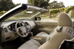 Picture of 2012 Nissan Murano CrossCabriolet Interior in Camel