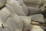 Picture of 2012 Nissan Murano CrossCabriolet Front Seats in Camel