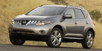 2012 Nissan Murano S, SV, SL, LE, CrossCabriolet AWD Review