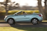 2013 Nissan Murano CrossCabriolet - Driving Left Side View