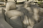 Picture of 2013 Nissan Murano CrossCabriolet Rear Seats in Camel