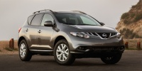 2013 Nissan Murano S, SV, SL, LE, CrossCabriolet AWD Review