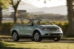 2014 Nissan Murano CrossCabriolet - Driving Front Right View