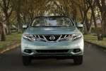 2014 Nissan Murano CrossCabriolet - Driving Frontal View