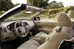 Picture of 2014 Nissan Murano CrossCabriolet Interior in Camel